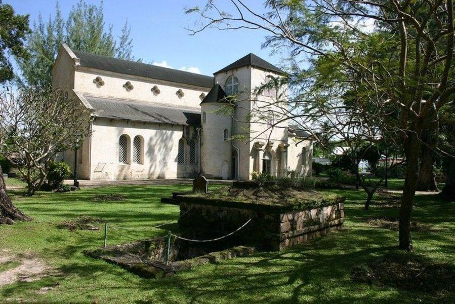 Церковь Сент-Джеймс