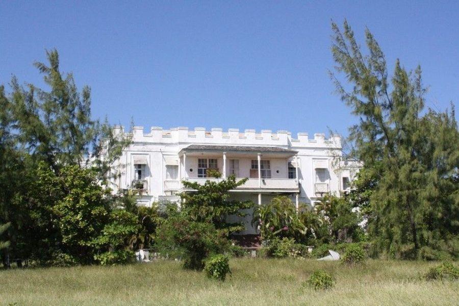 Замок Сэма Лорда