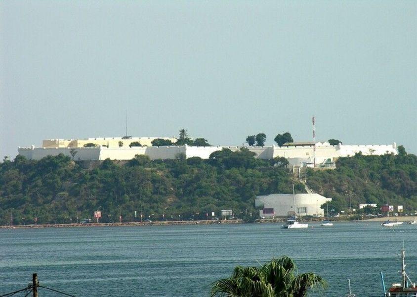 Крепость Сан-Мигель