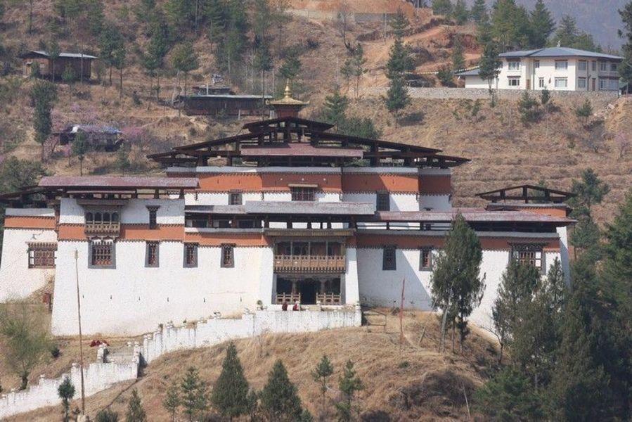 Монастырь Симтокха-Дзонг