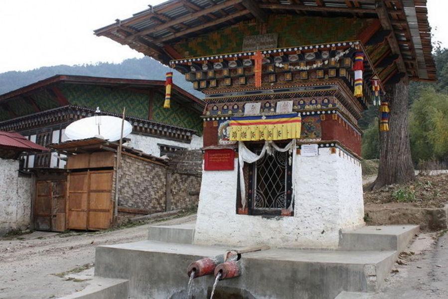 Храм Тамшинг-Лхакханг