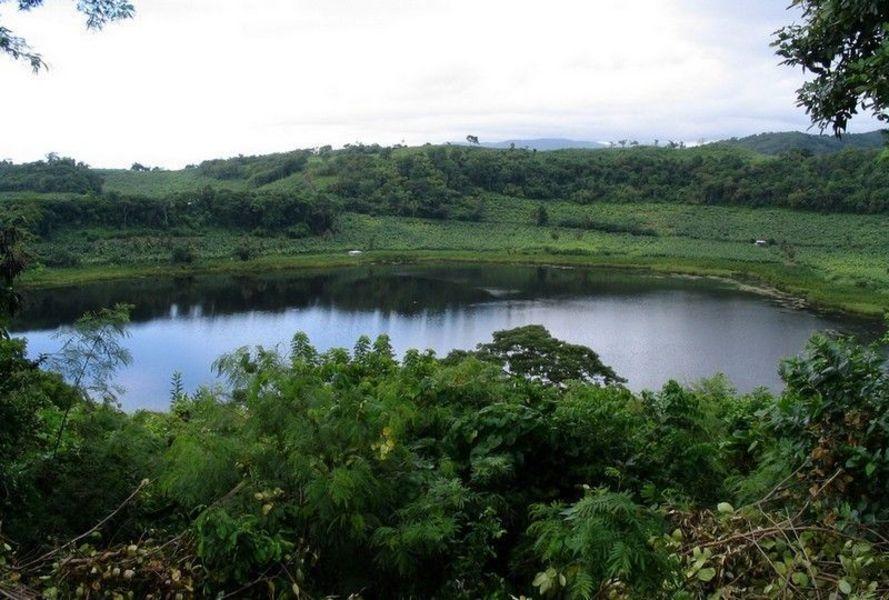Озеро Антоин