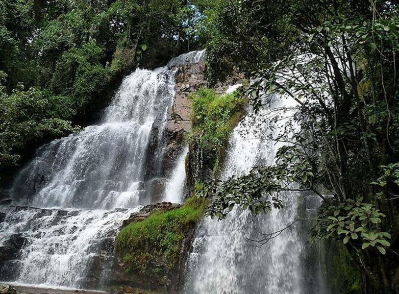 Водопады Карера