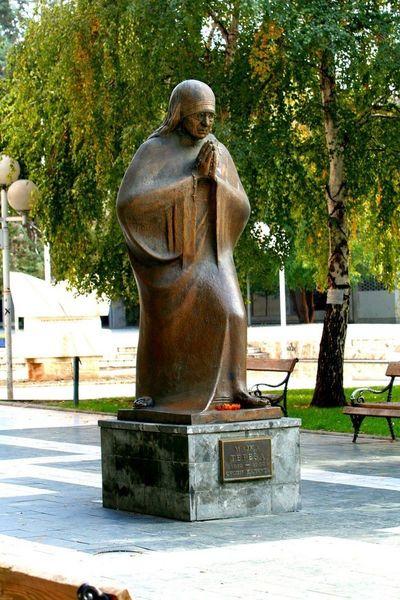 Скоплянка мать Тереза