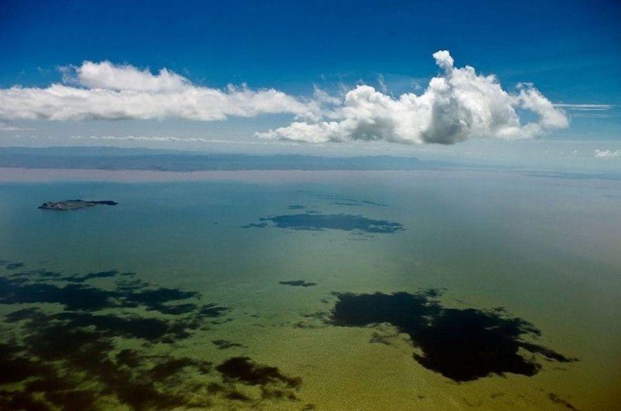 Озеро Туркана