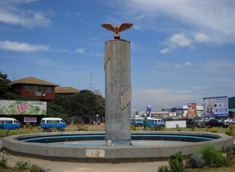Памятник независимости, Лусака