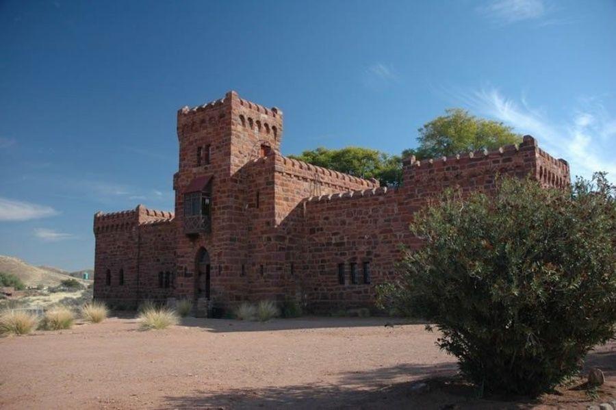 Замок Дувисиб