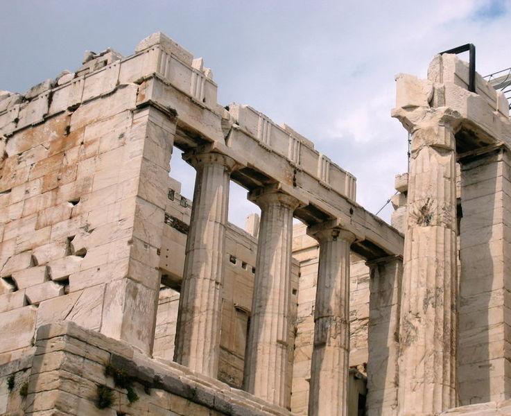 Путешествие по Греции. День четвертый и утро пятого.