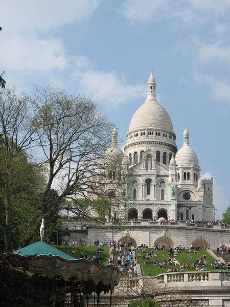 6 дней в Париже (май). Часть вторая.