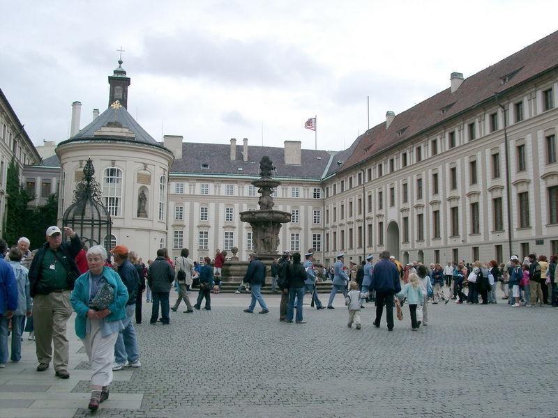 Два дня в Праге (май)