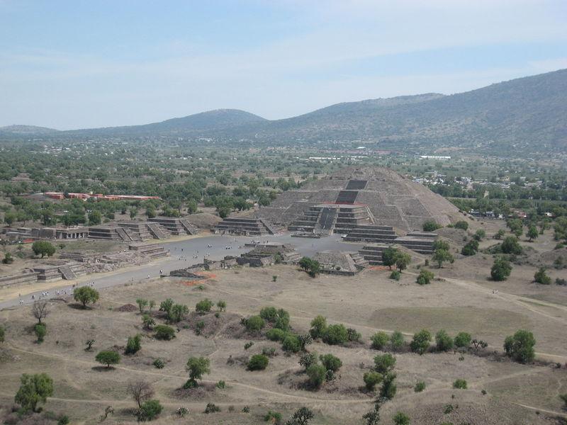 Испытание Мексикой. Часть вторая.