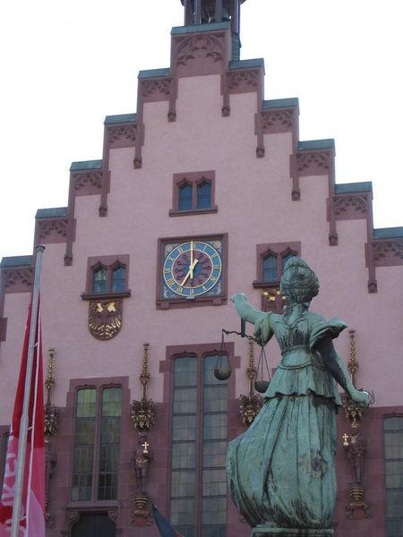 Франкфурт. Часть первая.