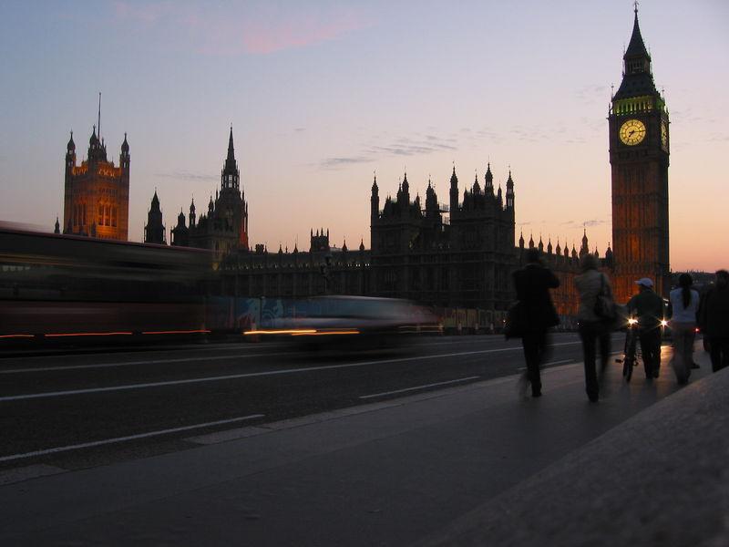 Лондон. Британская монархия и дорога в Париж.