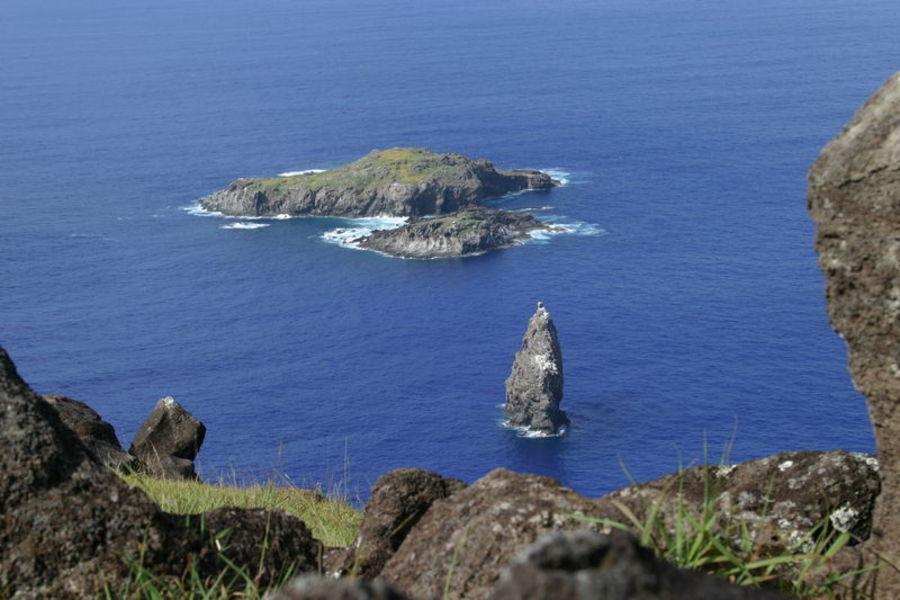 Остров Пасхи (Рапа-Нуи). Часть вторая.