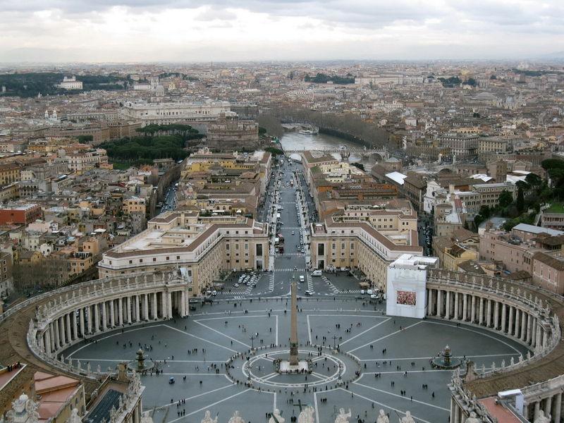 В Рим на два дня (сумбурный рассказ)