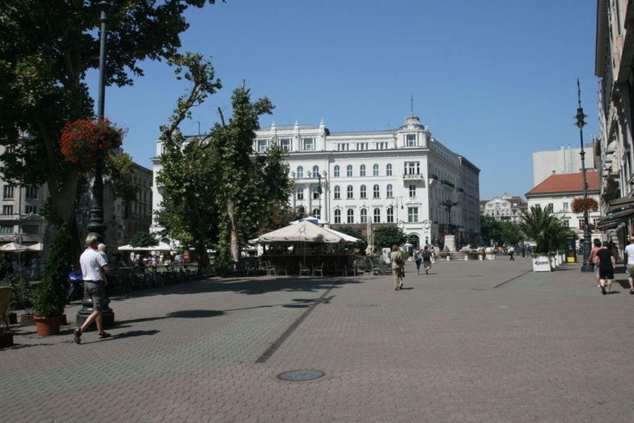 Венгрия (Будапешт). Часть первая.