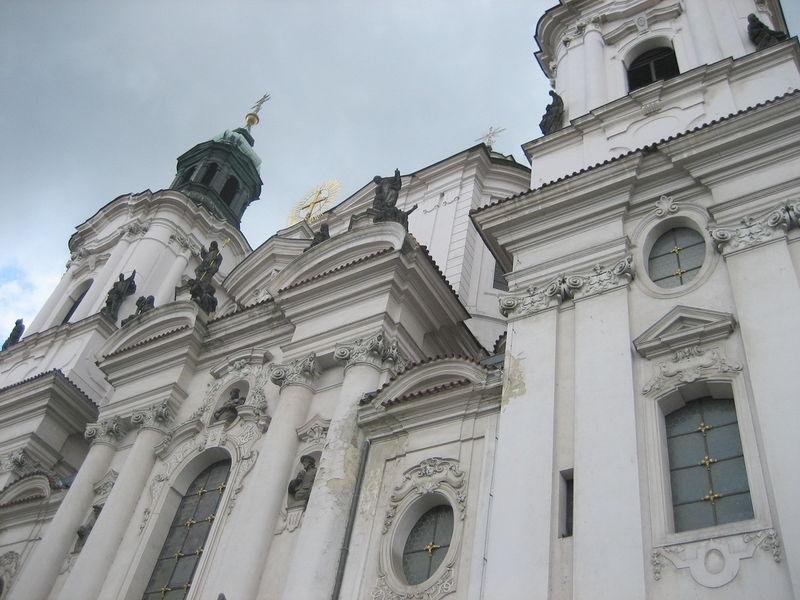 Прага и Карловы Вары