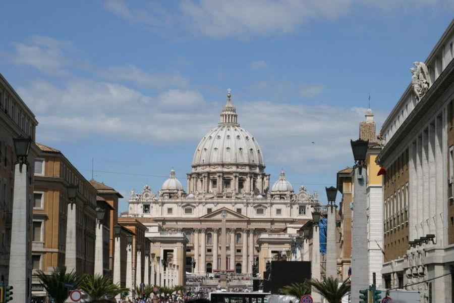 Италия (Рим и Флренция). Пролог.