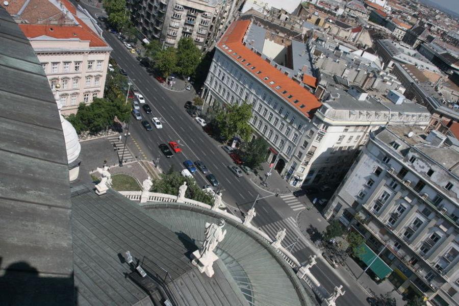 Венгрия (Будапешт). Часть вторая.