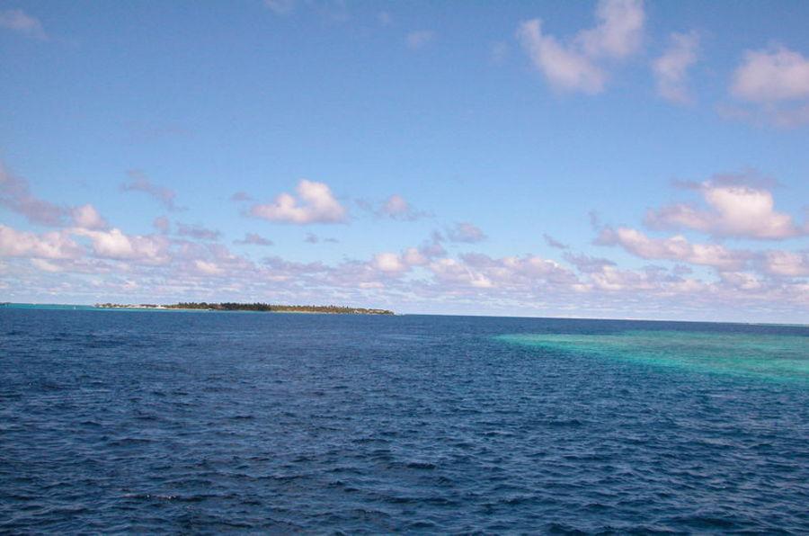 Мальдивы. Советов пост 1.