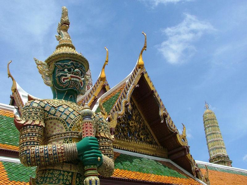 Безопасность в Таиланде. Общая информация.