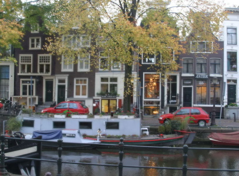 Плюсы и минусы Амстердама
