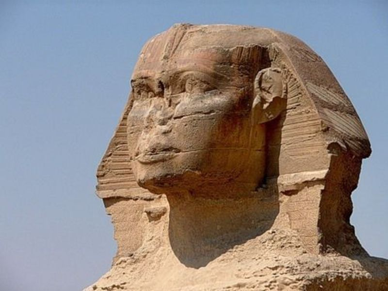 Выходные в Каире
