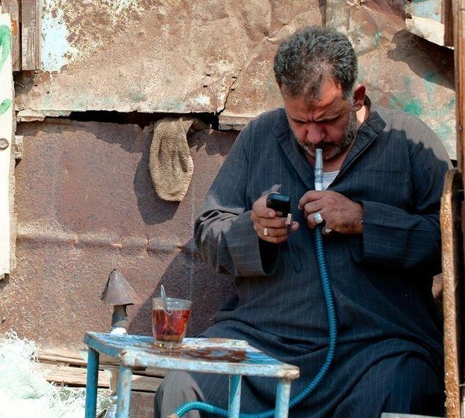 Пост о жителях Египта