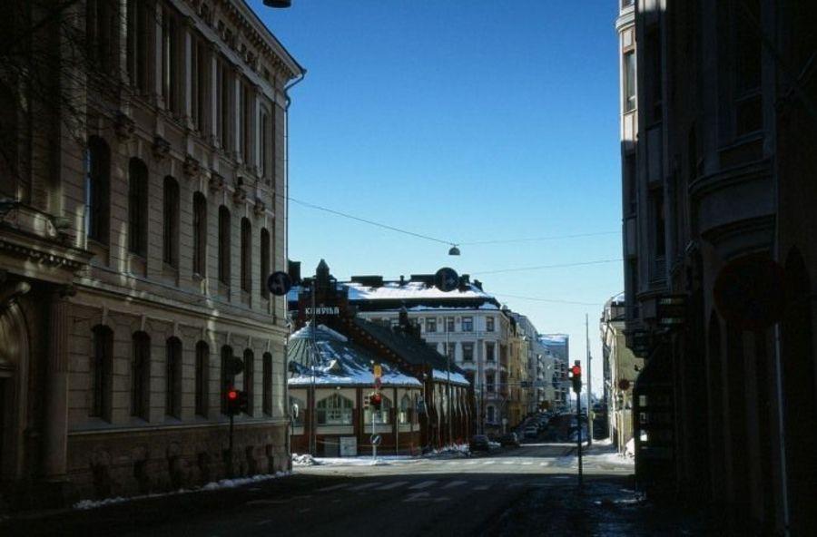 Финляндия. Хельсинки. Часть 2