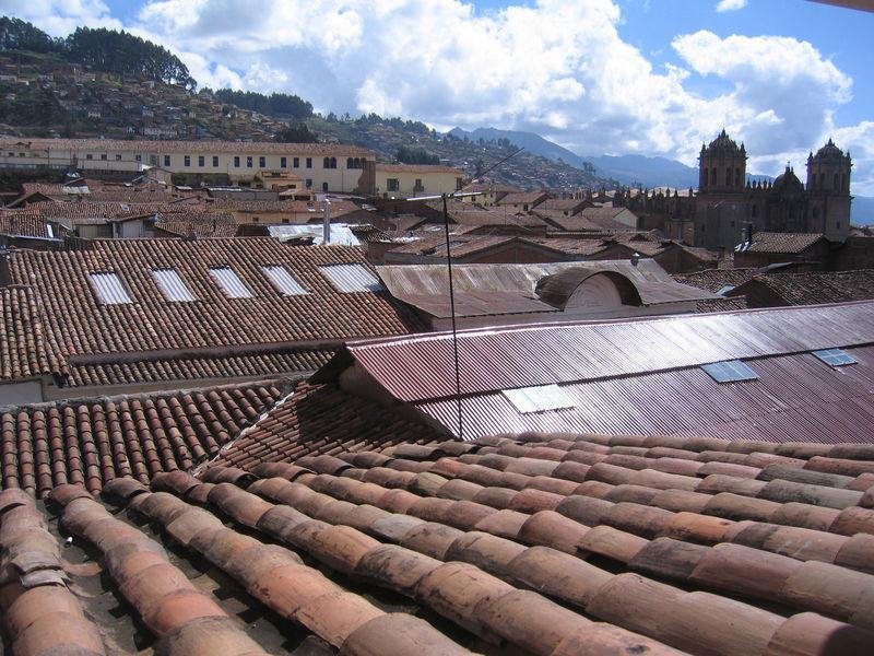 Приключения в Перу. Прилет в Лиму.
