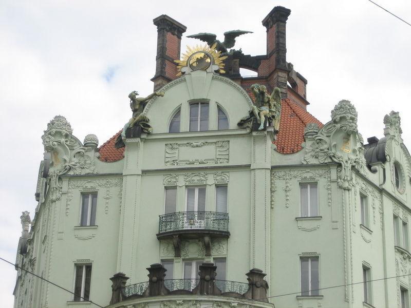 Прага с маленькими детьми
