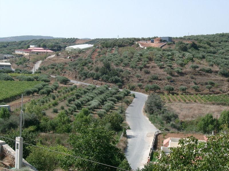 Афины и Крит. Часть вторая