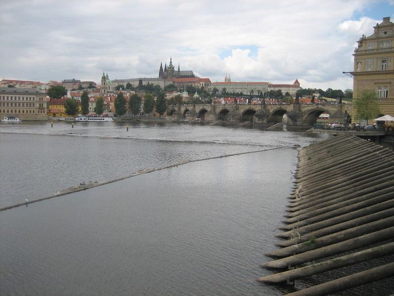 Поездка в Чехию. День первый.