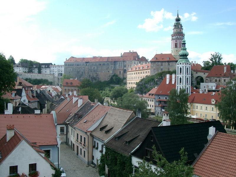 Прага в 2008 году