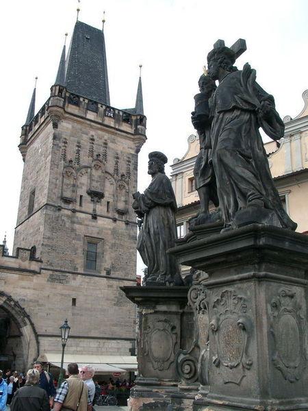 Прага 15 лет назад