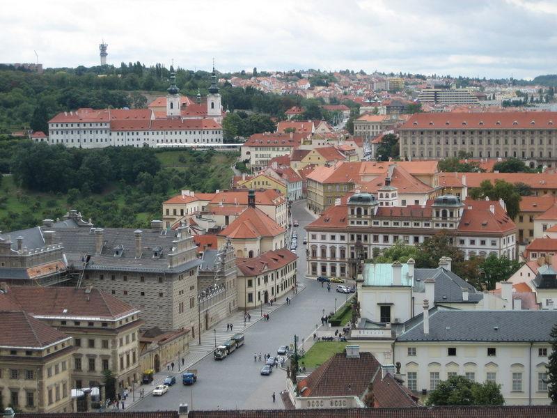 Прага 15 лет назад - 2