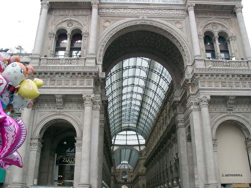 Уикэнд в Милане