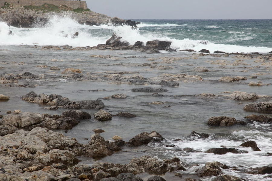 Путешествия по Криту. Часть первая.