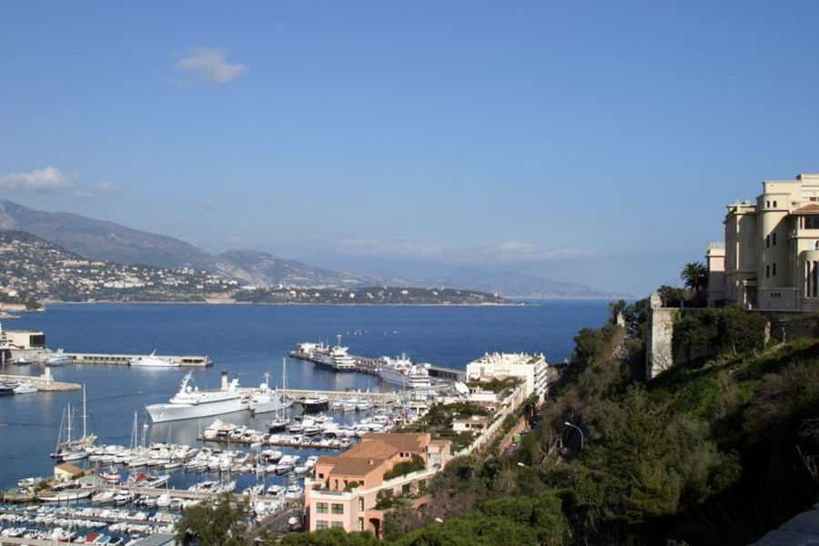 Воспоминания о Монако