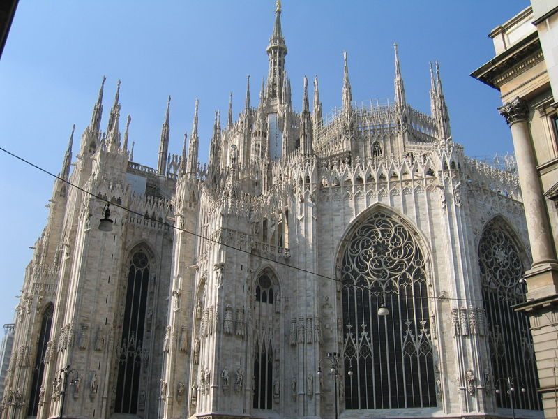 Милан - столица моды и культуры