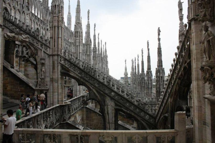 Милан - столица моды и культуры 2