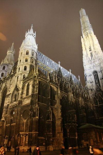 Поездка в Вену. Опера, колесо обозрения, телебашня, шоппинг