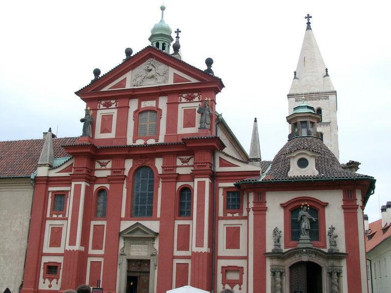 Организация поездки в Прагу