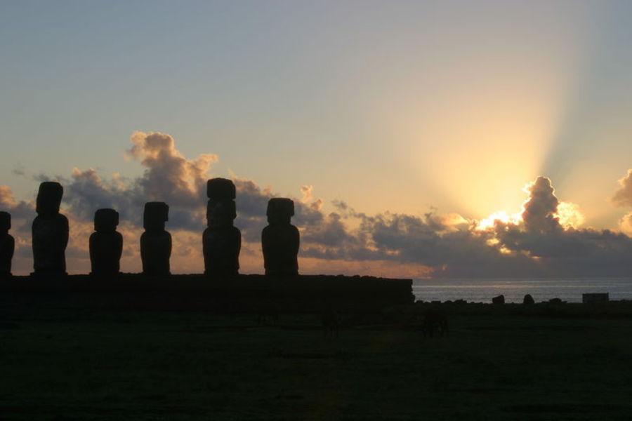 Мой Остров Пасхи. Часть третья