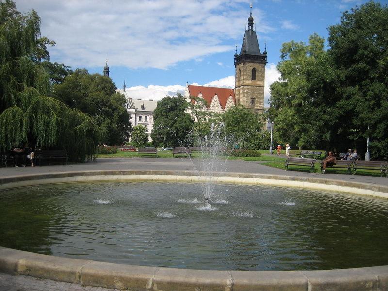 Чехия, Германия, Италия. Длинная поездка. Прага - часть первая