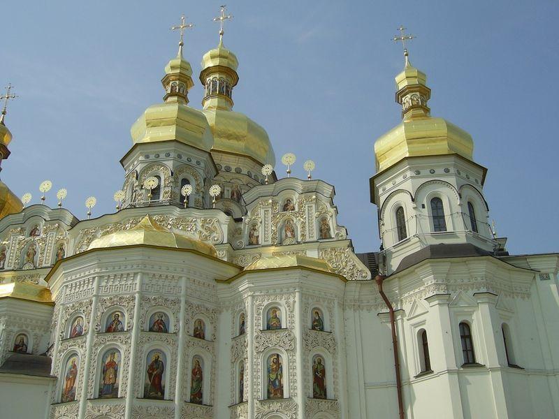 Киев - Киево-Печерская Лавра