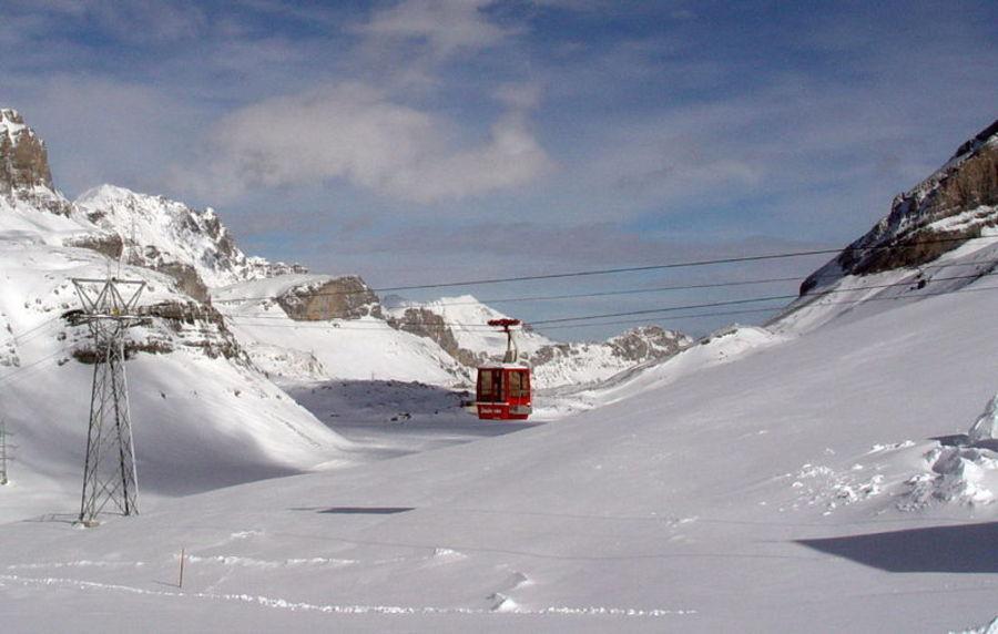 Зимняя поездка по городам Швейцарии