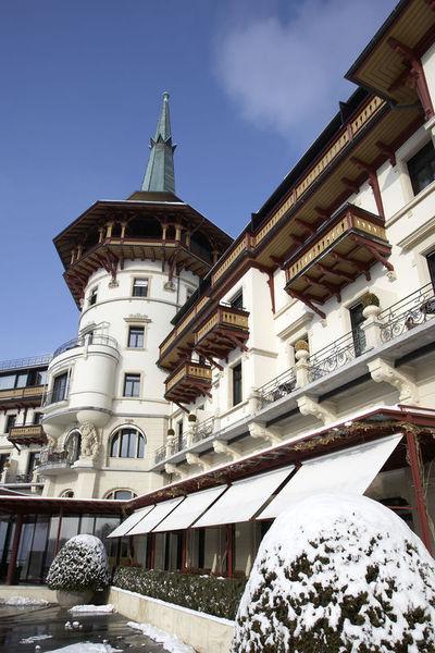 Швейцария, Цюрих, The Dolder Grand
