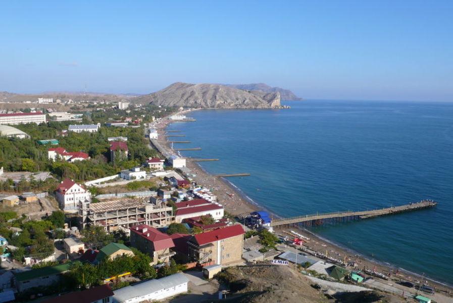 Судак (Украина) - рассказ о моем путешествии.