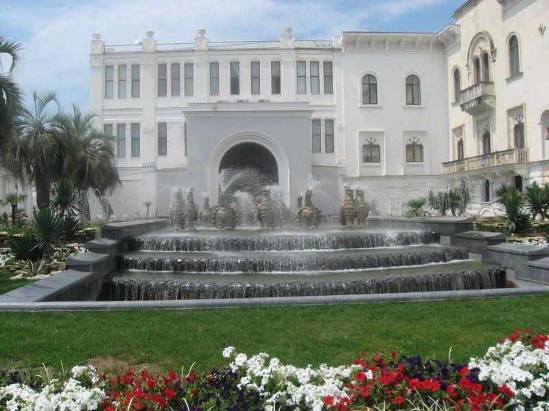 День в Сухуме - Абхазия
